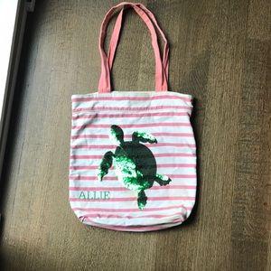 Handbags - used sparkly beach bag